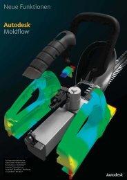 Neue Funktionen Autodesk® Moldflow®