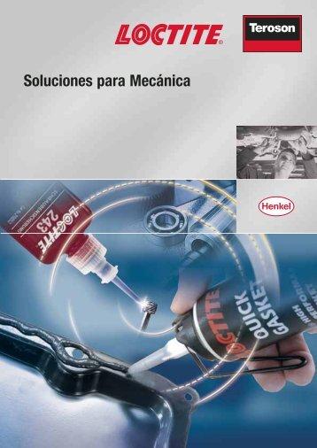 Soluciones para Mecánica