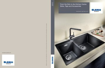 From the Sink to the Kitchen Centre Sinks, Taps and Accessories