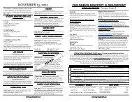 Nov 13th - Gracepoint Community Church