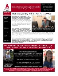 Patient Newsletter October 09 - Home Page - The ALS Association ...