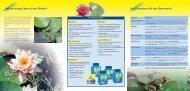 Neudorff Ratgeber für Teichpflege als pdf-Datei 2,1 mb