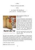 Souffleuse - Die Programmzeitschrift des Theaters im Romanischen Keller, Sommersemester 2015 - Seite 7