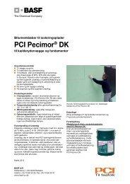 PCI Pecimor® DK - Basf