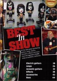 Guitar & Bass, Apr 2012 - Carr Amplifiers Home