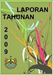 Laporan Tahunan 2009 - Majlis Perbandaran Seberang Perai
