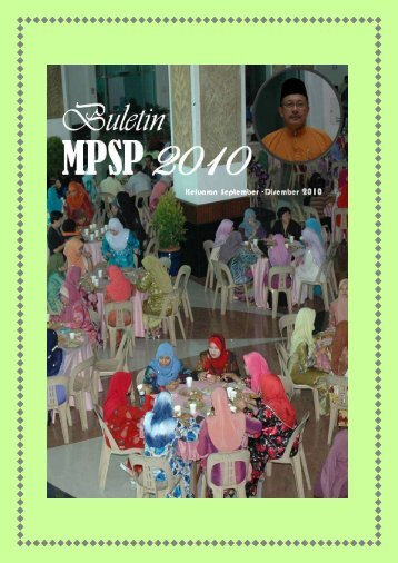 Buletin September - Disember 2010 - Majlis Perbandaran Seberang ...