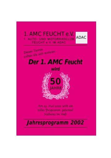 Jahresheft komplett als pdf (2 MB) - AMC Feucht