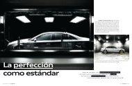 La perfección como estándar - Audi