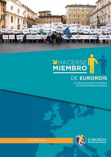 miembro - Eurordis