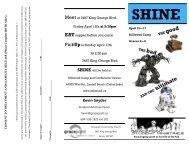 Shine Retreat.pdf - Gracepoint Community Church