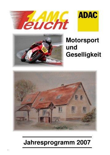 Ausgabe 2007 (2,9MB pdf) - AMC Feucht