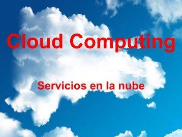 Cloud Computing - Cudi