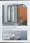 Weru Aluminium Haustüren Trendkollektion - Page 2