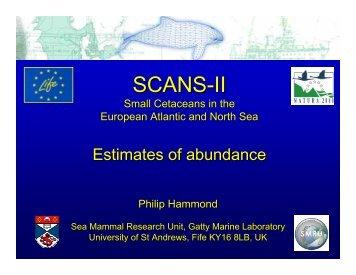 SCANS-II - University of St Andrews