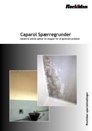 Caparol 1013 Spærregrunder - Rockidan