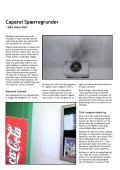 Caparol 1013 Spærregrunder - Rockidan - Page 2