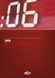 Geschäftsbericht 2006 - VBK