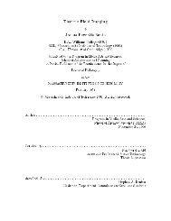 Electric Field Imaging, [pdf] - Sensor Systems Laboratory