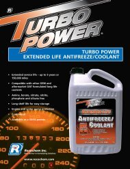 TURBO POWER EXTENDED LIFE ANTIFREEZE/COOLANT