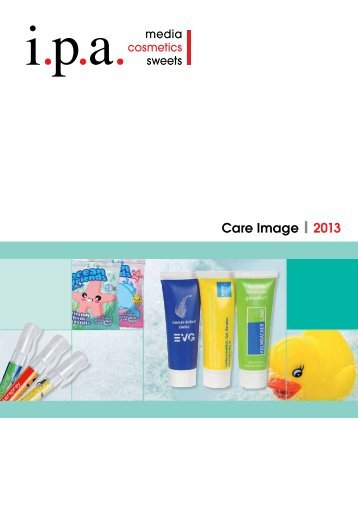Care Image | 2013 - ipa cosmetics