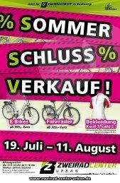 Fahrräder Bekleidung E-Bikes - Zweiradcenter Urban - Backnang