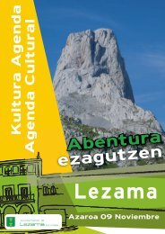 LEZAMA Agenda 19:Layout 1 - Lezamako Udala