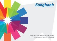 catalogue songhanh