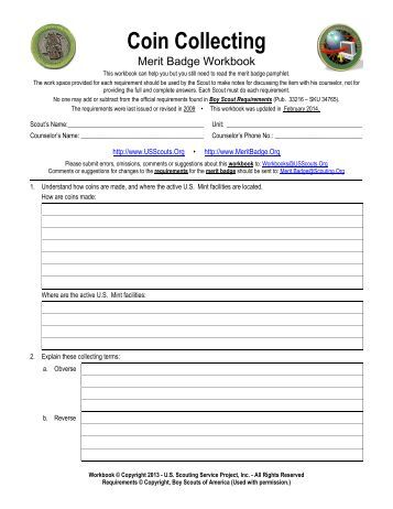 All Worksheets » Boy Scouts Merit Badges Worksheets  Printable Worksheets Guide for Children