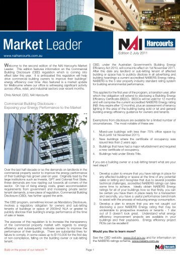 Market Leader Edition 2 July 2011