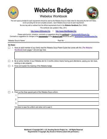personal fitness merit badge answer key