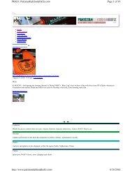 Page 1 of 10 PKKH   PakistanKaKhudaHafiz.com 8/28/2010 http ...