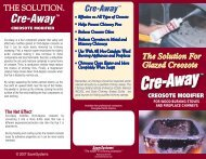 Creaway Product Info - AAA Home Services