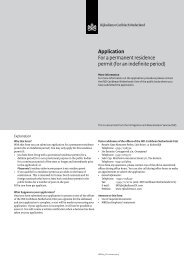 Application For a permanent residence permit - Rijksdienst ...