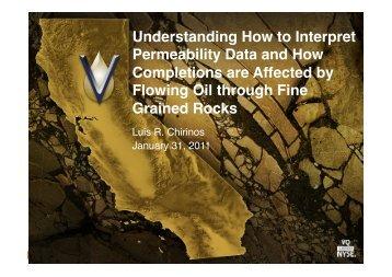 Dan Taimuty, Venoco - Tight Oil From Shale Plays World Congress ...