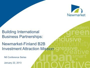 Presentation Title 48 pt arial - Business Innovation in Changing Times