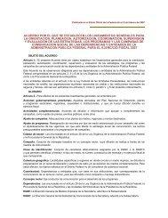 Lineamientos para las estrategias, programas y campañas de ...