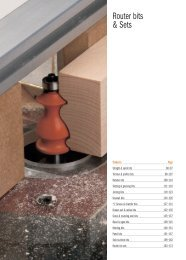 Download full CMT router bit catalogue