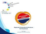 Doelgroep CE Ondernemerschap - Ondernemen