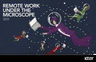 remote work unDer the microscope - KellyOCG
