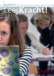 rapport: LeerKracht - Vecon