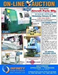 Aircraft Parts Mfg. - AlchemyWeb.Ca