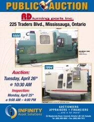 225 Traders Blvd., Mississauga, Ontario - Alchemyweb.ca