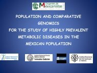 RESEARCH ON TYPE 2 DIABETE IN MEXICO
