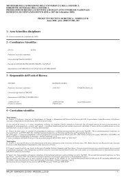Modello B - Università degli Studi di Genova