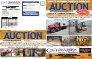 Auction Date: June 20th @ 9:00 am (Local Time) - Charleston Auctions