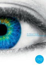 A Closer look - DXG Media