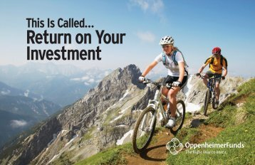 Return on Your Investment - DS Graphics