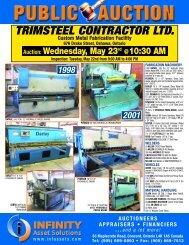 TRIMSTEEL CONTRACTOR LTD. - Alchemy Web Solutions