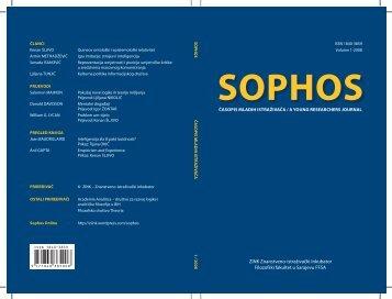 SOPHOS - ZINK